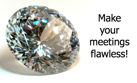 Flawless Meetings: Make your meetings sparkle